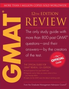 GMAT Official Guide 2009