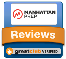 Manhattan Prep Reviews at GMAT Club