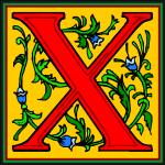 Letter-X-150x150