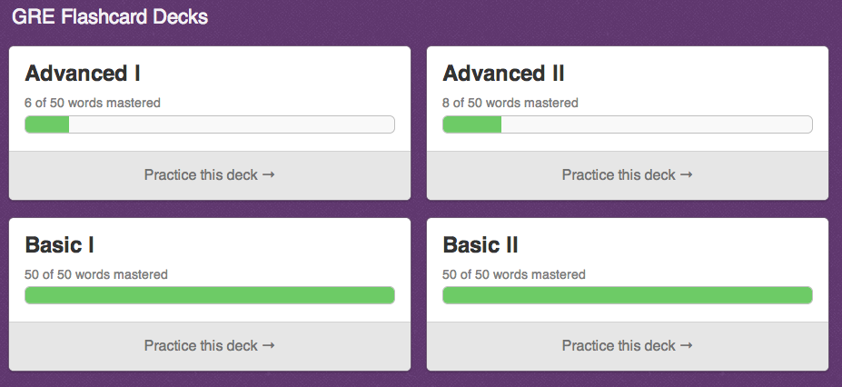 Magoosh's new Flashcards Make the GRE-GMAT Decision Easier