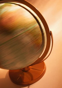 Spinning-Globe