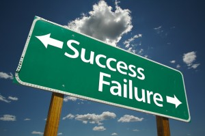 Success-Failure-Signpost