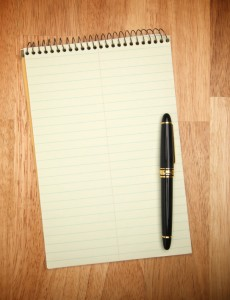 Notepad-and-Pen