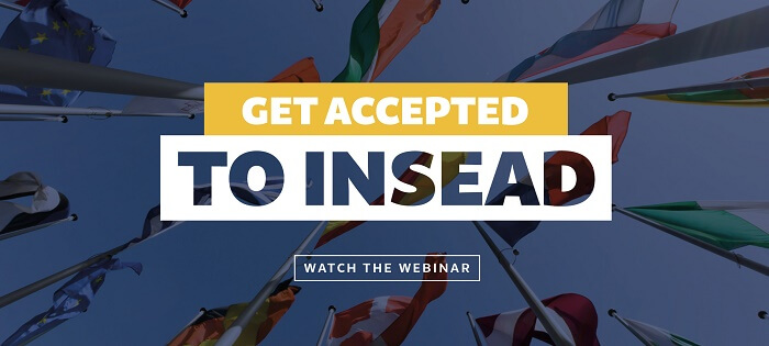 Get accepted to INSEAD. Watch the webinar!