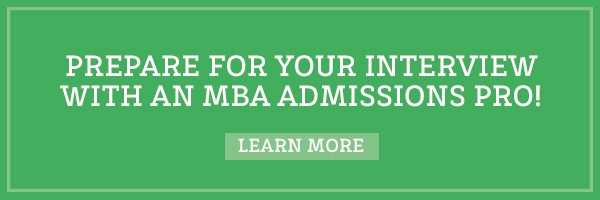 Learn How to Prepare for Your Interview with an MBA Admissions Pro!