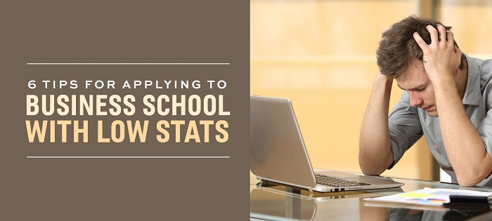 Learn How to Get Accepted to B-School With Low Stats! Watch the Webinar Here!