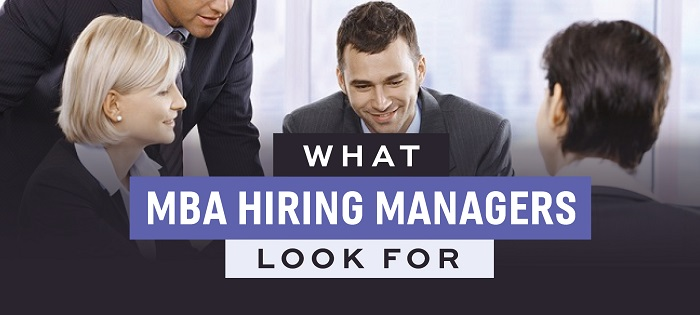 what mba hiring managers look for the gmat club