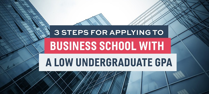 Low Stats Got You Down? Watch the Webinar And We'll Show You How to Get Accepted to B-School with Low Stats!