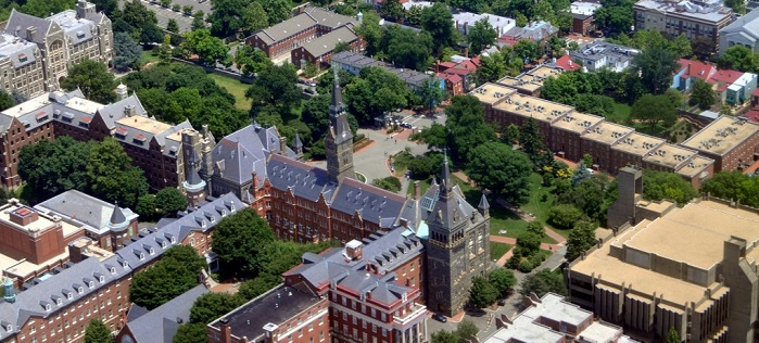Find Out More About Georgetown McDonough School of Business Here!