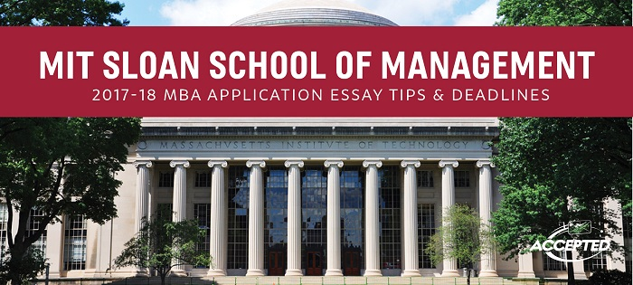 "mit sloan essays 2013 After giving applicants in 2013–2014 a welcome hiatus from its dreaded ""cover letter"" essay prompt, the mit sloan school of management reinstated the query last year and has maintained it for this application season as well, though with a slightly augmented word limit (300 versus 250) and."