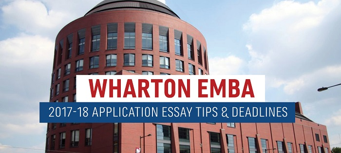 wharton essay 3 Clear admit's advice on the 2017-2018 mba essay topics for the wharton school wharton mba essay topic analysis 2017-2018 32 post-mba career.