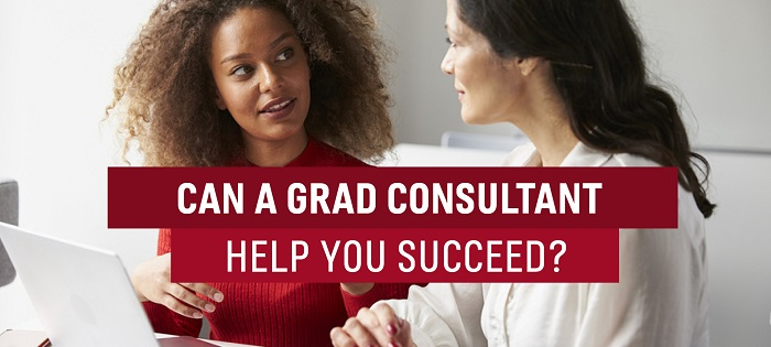 Grad Consultants provide guidance and help you effectively apply to Grad School.