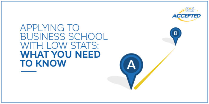 Download the free guide for all you need to know on applying to business school with low stats