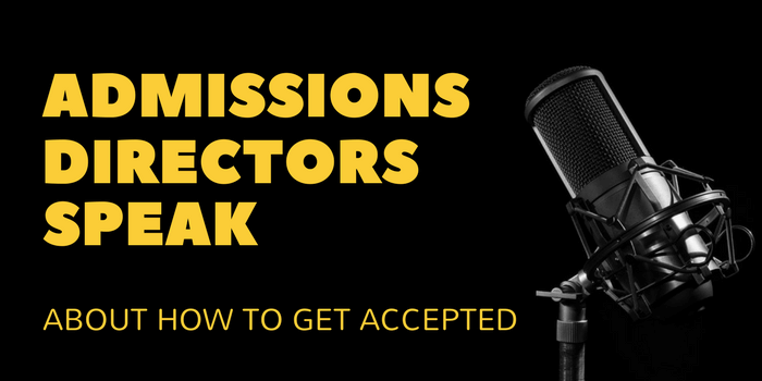 MBA Admissions Directors Speak About How to Get Accepted