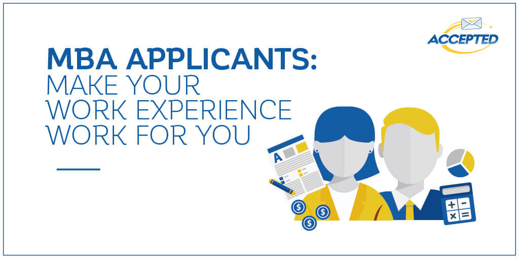 What Will Your Work Experience Show the MBA Adcom About You?