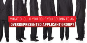 Overrepresented Applicant Group