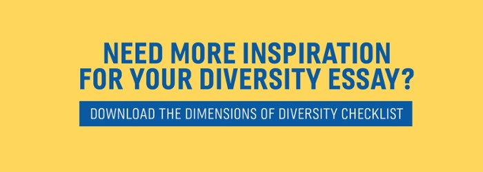 diversity admissions essays How to write a powerful admission essay whatever required format, your essay should be thoughtful, concise, compelling, and interesting remember, admissions officers read hundreds of personal essays.