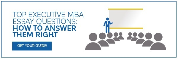 Top EMBA essay questions- how to answer them right