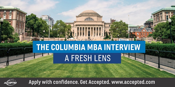 The Columbia MBA Interview