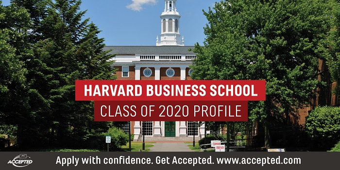 Harvard Business School Class of 2020 Profile