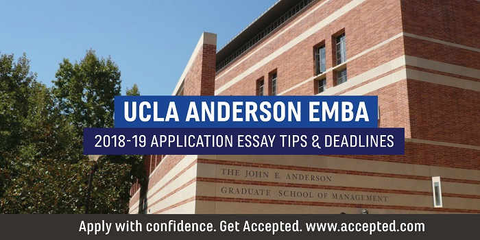 Custom admission essays ucla anderson