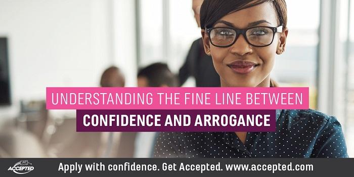 Understanding the Fine Line Between Confidence and Arrogance