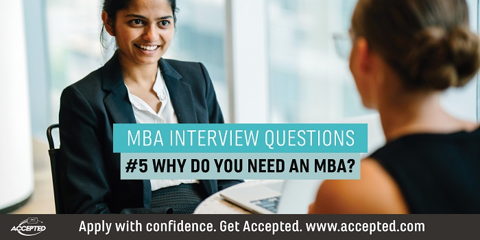 Why Do You Need an MBA