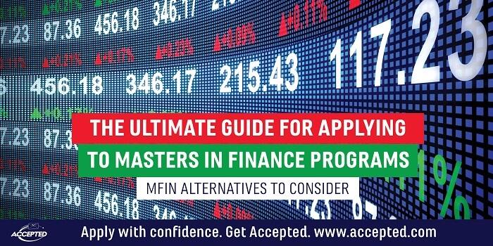 MFin Alternatives to Consider