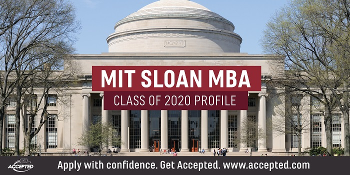 MIT Sloan MBA Class of 2020 Profile