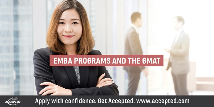 EMBA Programs and the GMAT