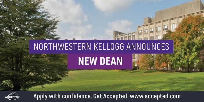 Northwestern Kellogg Announces New Dean