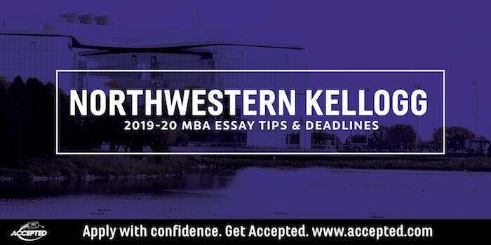 Mba admission essays services kellogg