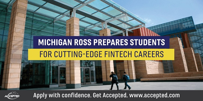 Michigan Ross Prepares Students for Cutting-Edge Fintech Careers