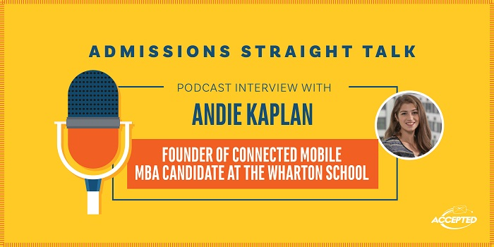 A Bain Consultant-Turned Wharton MBA Starts Her Own Business [Episode 329]