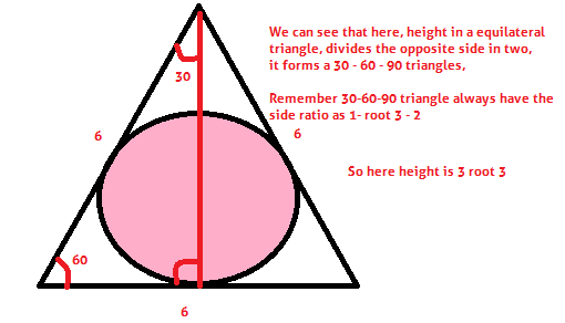 Triangle - inscribed circle.png