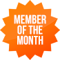 Top Member of the Month
