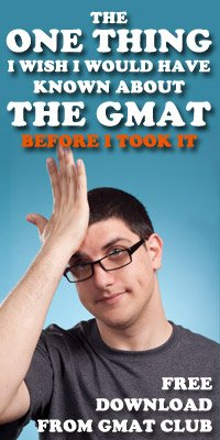 one thing you wish you knew about GMAT